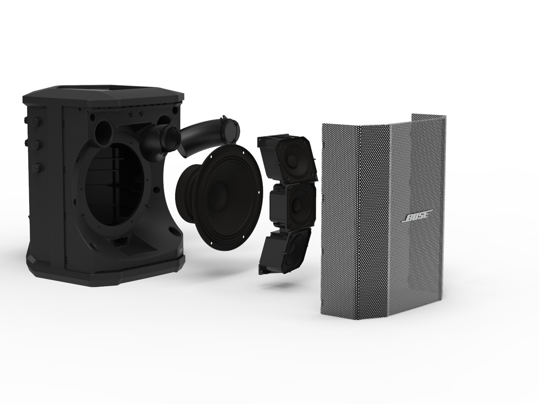 Bose S1 Pro System Crshop